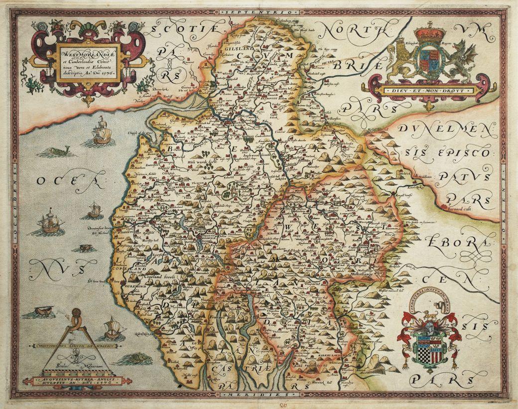 Westmorlandiae Et Cumberlandiae…