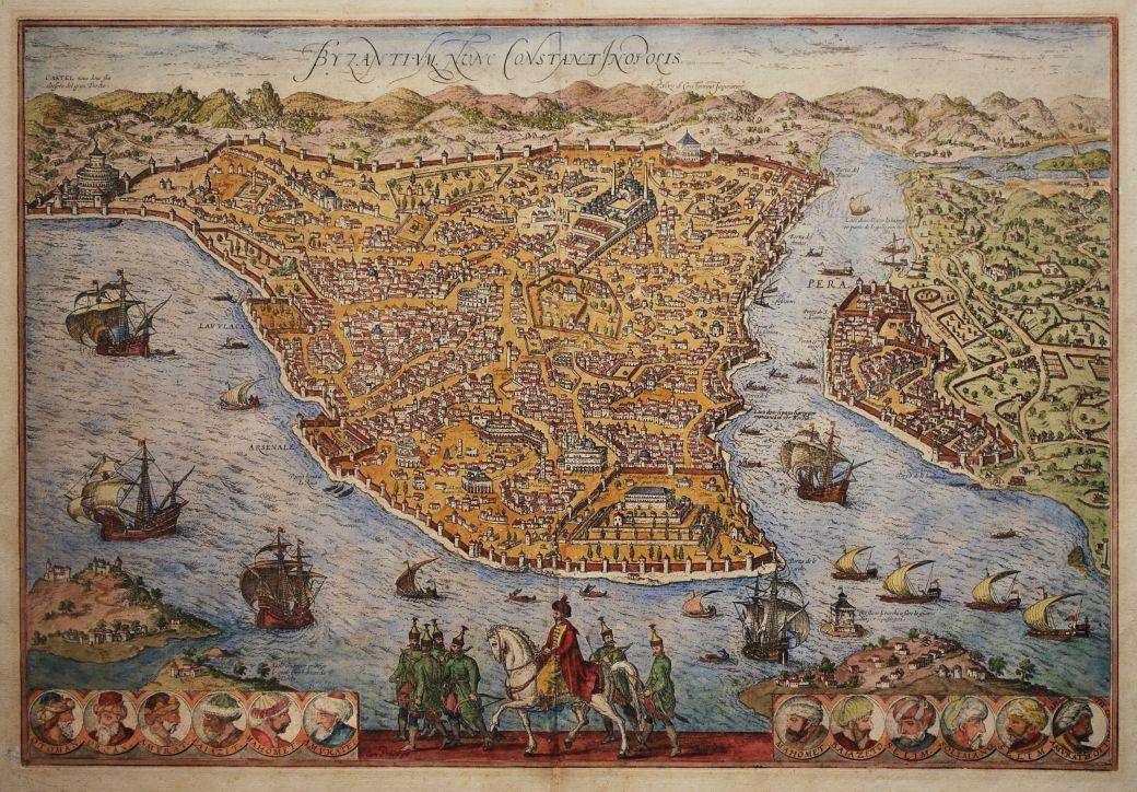 Byzantium Nunc Constantinopolis