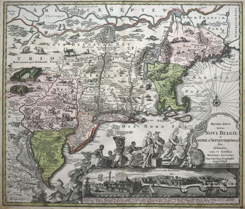 Novi Belgii in America Septentrionali