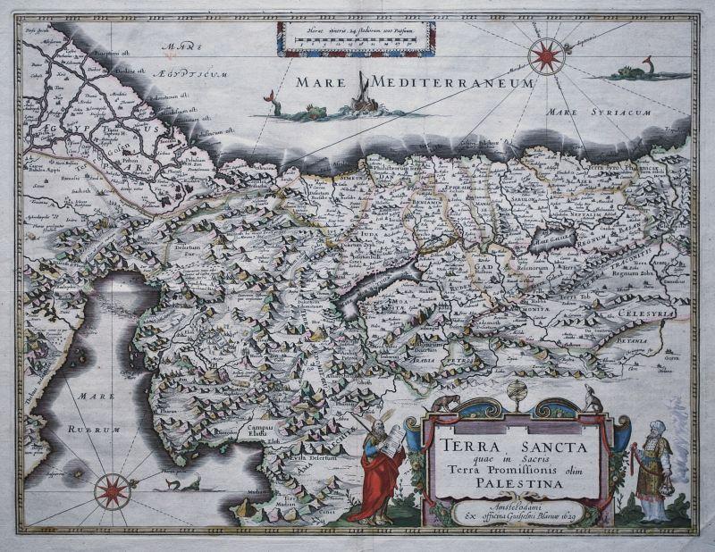 Terra Sancta quae in Sacris Terra Promissionis olim Palestina