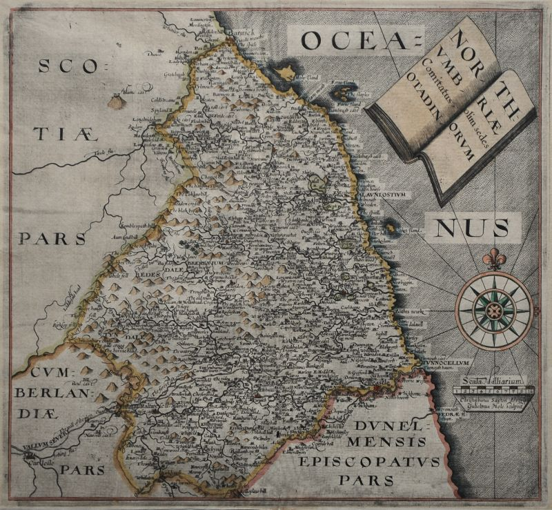 Northumbriae Comitatus…