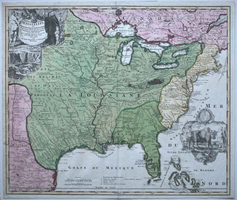 Amplissimae Regionis Mississippi…