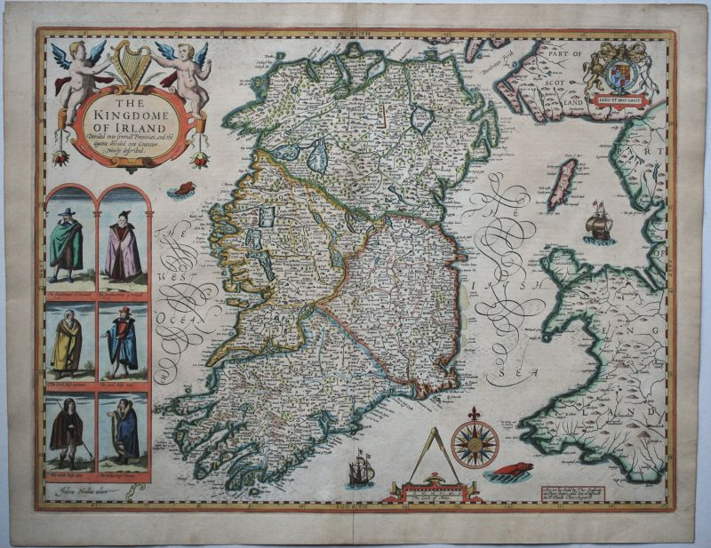 The Kingdome of Irland