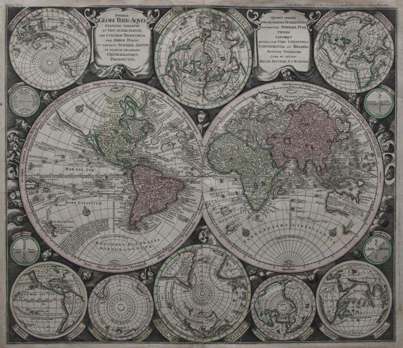 Diversi Globi Terr-Aquei…