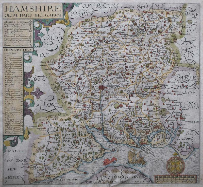 Hamshire Olim Pars Belgarum
