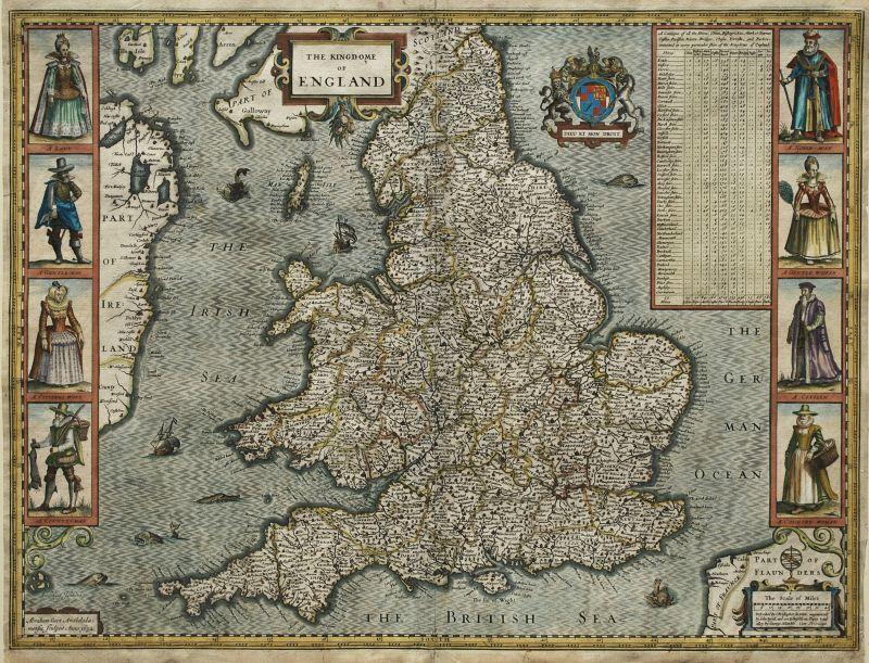 The Kingdome of England