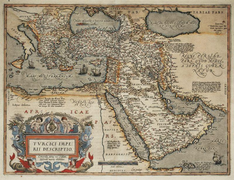 Turcici Imperii Descriptio
