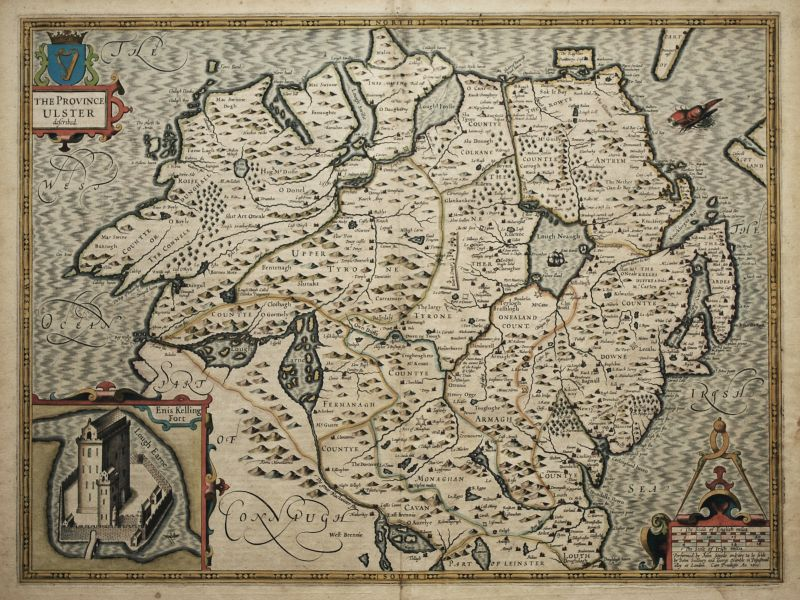 The Province of Ulster described.